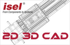 CAD Data isel Germany AG